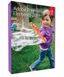 Adobe Systems Adobe Premiere Elements (лицензии для академических организаций), версия 2019 Multiple Platforms International English AOO License 1 User  TLP Level
